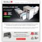 Web Design Braillo Home Page